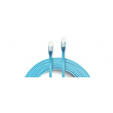 D-Link Cat6 Flat Ethernet Cable 10 Meter (D-NCB-C6UF-100/BLU/HF/A)
