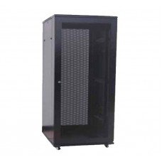 NuroMicron Floor Standing Equipment Server Rack 24U (Perforated) (NRM-6024P)
