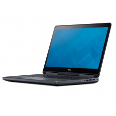 (Refurbished) Dell Precision 7510 15.6inch Mobile Workstation (i5-6300HQ.8GB.256GB) (R-7510-1)